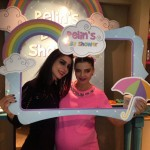 Pelin Karahan Baby Shower Partisi Verdi